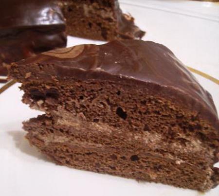 Рецепт торт прага источник