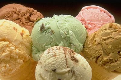 Мороженое в мороженице (6 вариантов)
