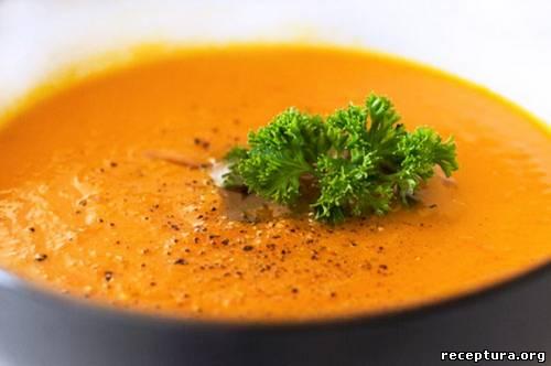 Сливочный суп- пюре