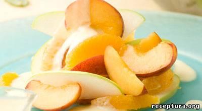 Персики по - восточному