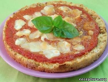Фальшивая пицца